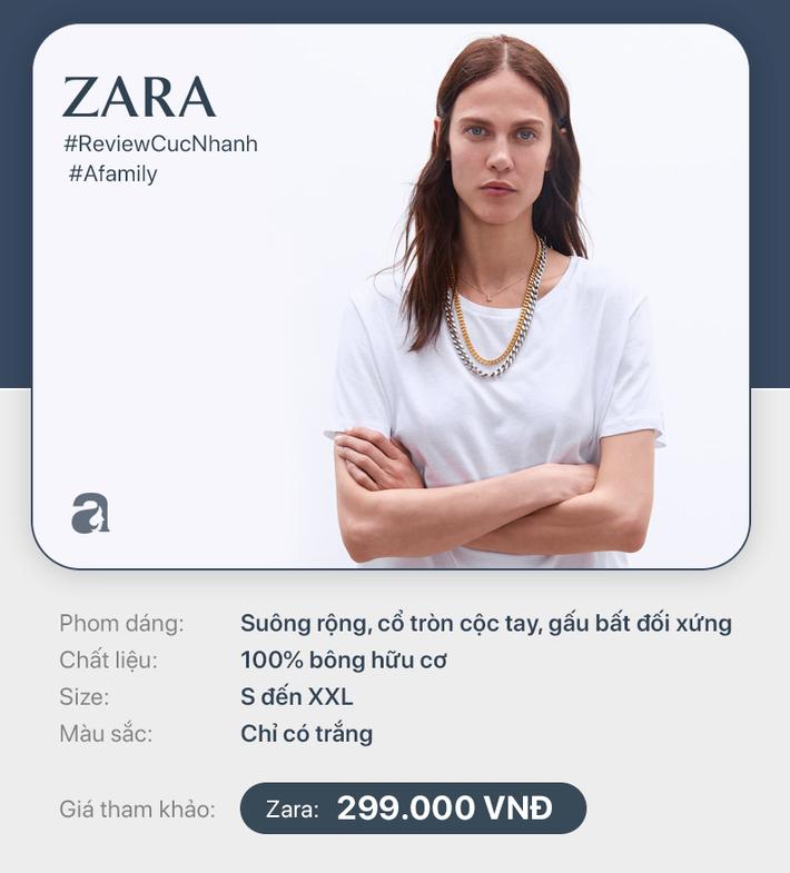 10 chiếc áo phông trắng giá từ 149k đến 799k mà nàng công sở có thể dễ dàng tìm mua  - Ảnh 6.