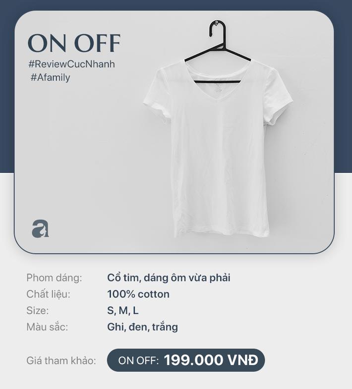 10 chiếc áo phông trắng giá từ 149k đến 799k mà nàng công sở có thể dễ dàng tìm mua  - Ảnh 3.