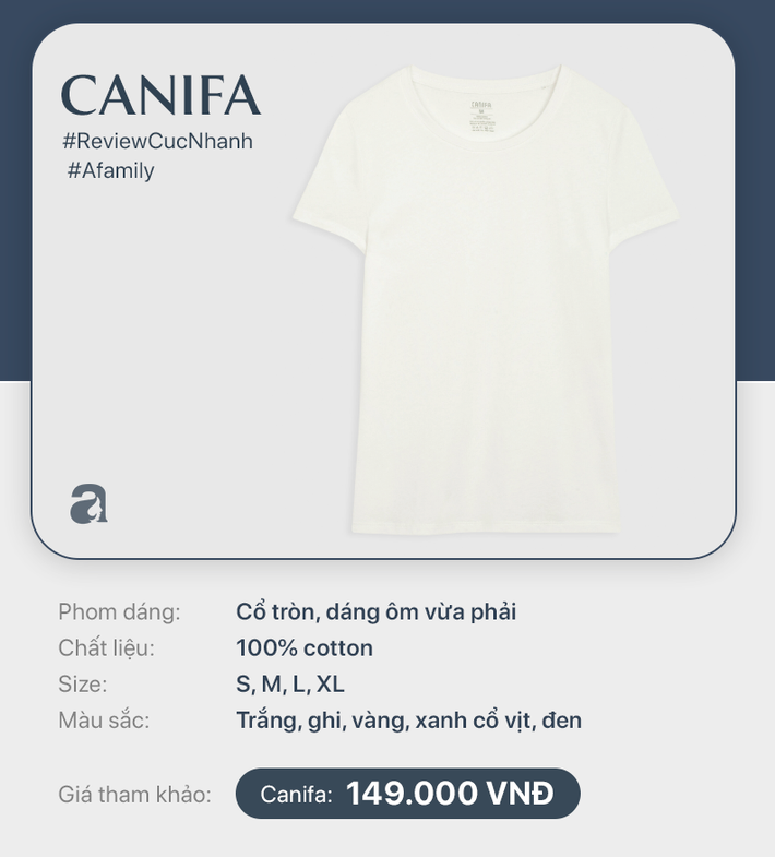 10 chiếc áo phông trắng giá từ 149k đến 799k mà nàng công sở có thể dễ dàng tìm mua  - Ảnh 2.