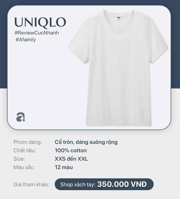 10 chiếc áo phông trắng giá từ 149k đến 799k mà nàng công sở có thể dễ dàng tìm mua  - Ảnh 8.