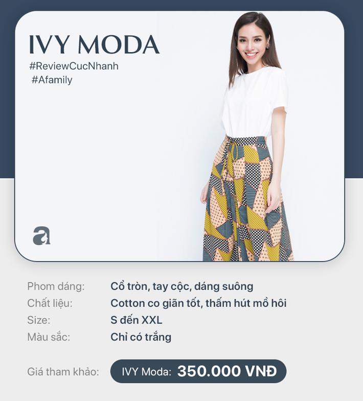 10 chiếc áo phông trắng giá từ 149k đến 799k mà nàng công sở có thể dễ dàng tìm mua  - Ảnh 9.