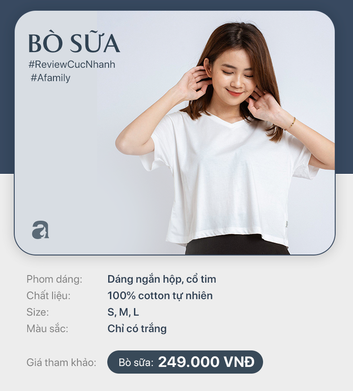 10 chiếc áo phông trắng giá từ 149k đến 799k mà nàng công sở có thể dễ dàng tìm mua  - Ảnh 4.