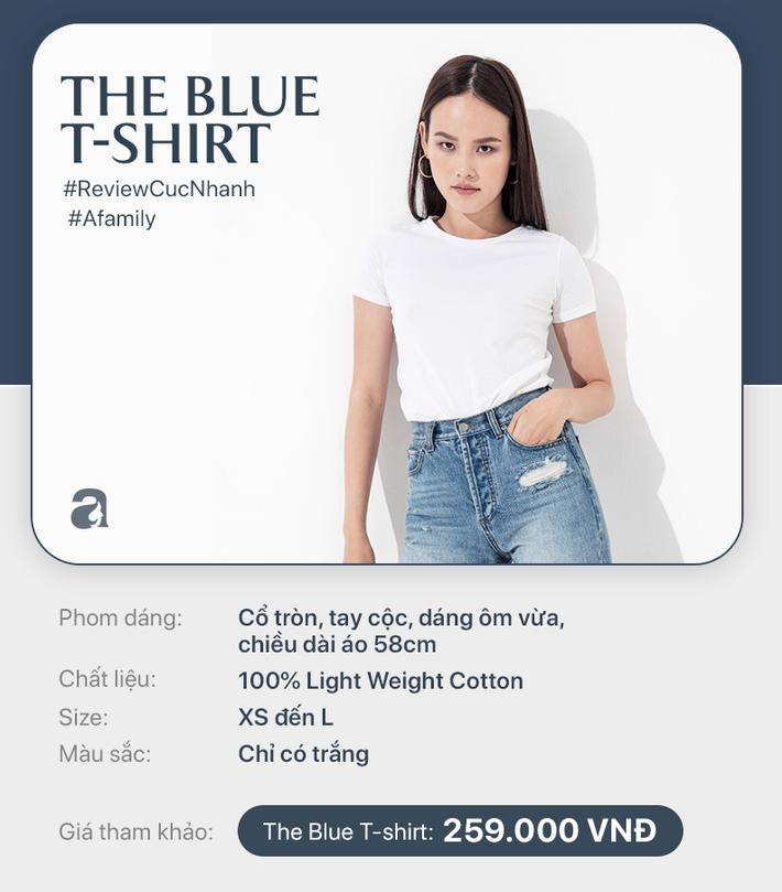 10 chiếc áo phông trắng giá từ 149k đến 799k mà nàng công sở có thể dễ dàng tìm mua  - Ảnh 5.