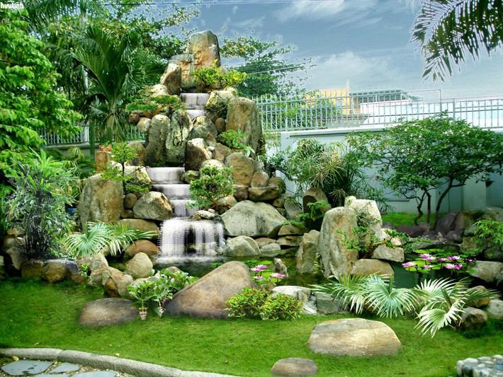 Tư vấn thiết kế nhà phố cho gia đình 4 người với rất nhiều mảng xanh thiên nhiên  - Ảnh 4.