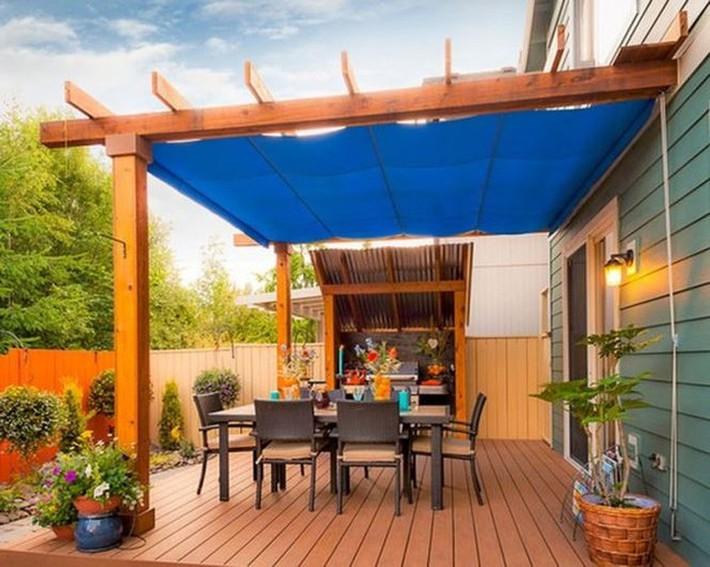 Tư vấn thiết kế nhà phố cho gia đình 4 người với rất nhiều mảng xanh thiên nhiên  - Ảnh 8.
