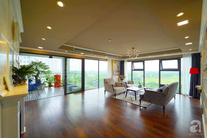 Căn hộ 158m² hòa mình cùng thiên nhiên xanh tươi trong khu đô thị xanh bậc nhất ở Hà Nội - Ảnh 8.