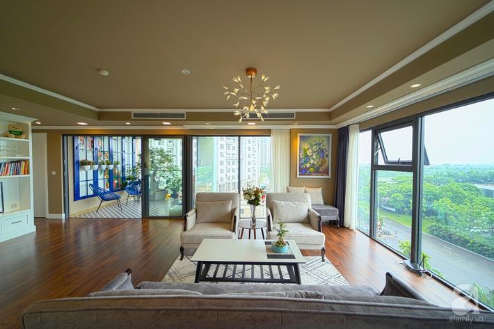Căn hộ 158m² hòa mình cùng thiên nhiên xanh tươi trong khu đô thị xanh bậc nhất ở Hà Nội - Ảnh 7.