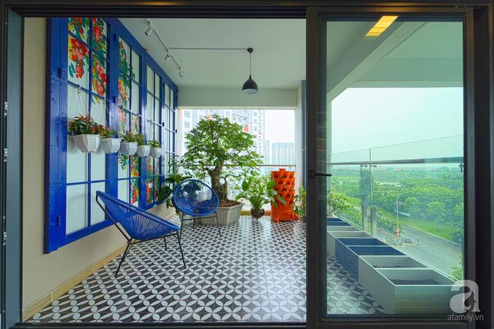 Căn hộ 158m² hòa mình cùng thiên nhiên xanh tươi trong khu đô thị xanh bậc nhất ở Hà Nội - Ảnh 10.