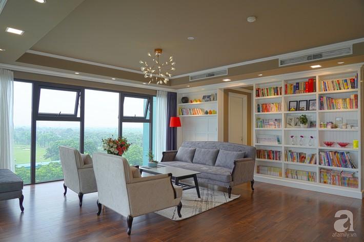 Căn hộ 158m² hòa mình cùng thiên nhiên xanh tươi trong khu đô thị xanh bậc nhất ở Hà Nội - Ảnh 6.
