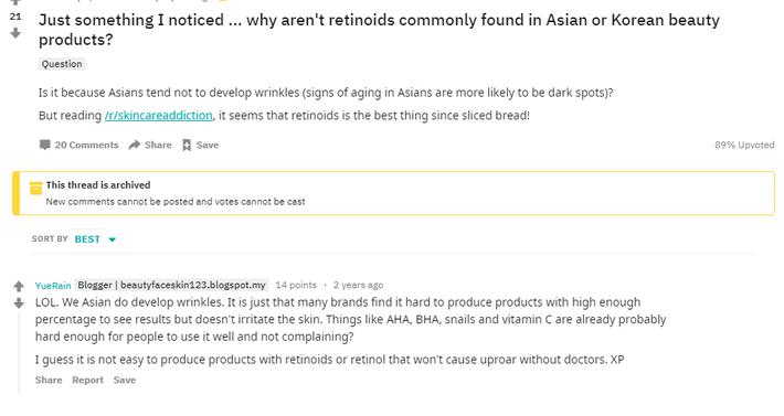 """Luôn mơ ước về làn da không tuổi, nhưng cớ sao người Hàn vẫn """"ghẻ lạnh"""" với thần dược retinol? - Ảnh 3."""