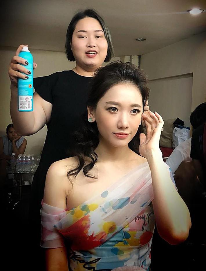 Stylist tiết lộ lý do phải mất 2 năm mới thuyết phục được Hari Won hất tóc mái lên - Ảnh 3.