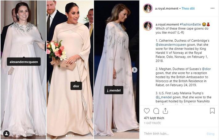 Bà Melania Trump đang cố học theo phong cách Hoàng gia của công nương Kate và Meghan khi tới Nhật Bản? - Ảnh 5.