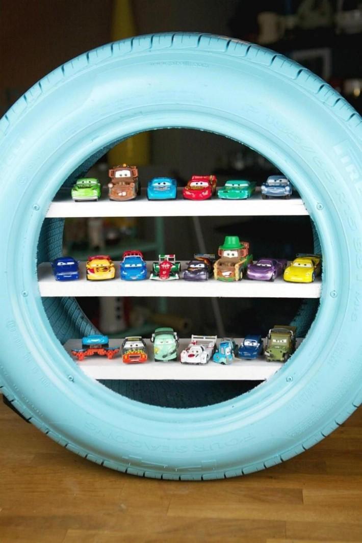 Mách nước cho cha mẹ 11 cách để lưu trữ đồ chơi giúp phòng bé luôn ngăn nắp - Ảnh 11.
