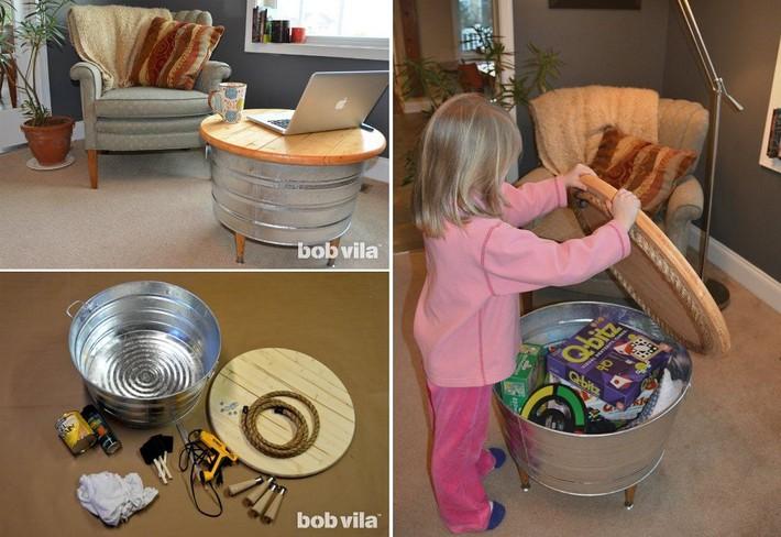 Mách nước cho cha mẹ 11 cách để lưu trữ đồ chơi giúp phòng bé luôn ngăn nắp - Ảnh 2.