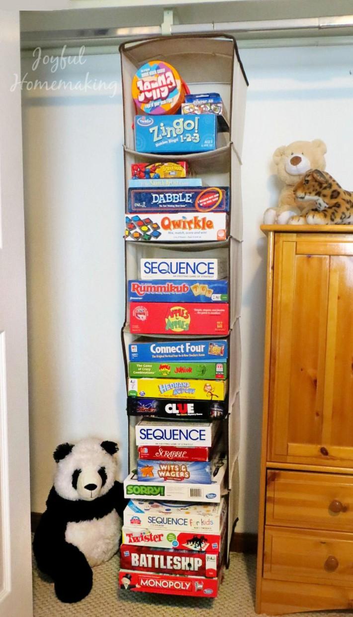 Mách nước cho cha mẹ 11 cách để lưu trữ đồ chơi giúp phòng bé luôn ngăn nắp - Ảnh 3.