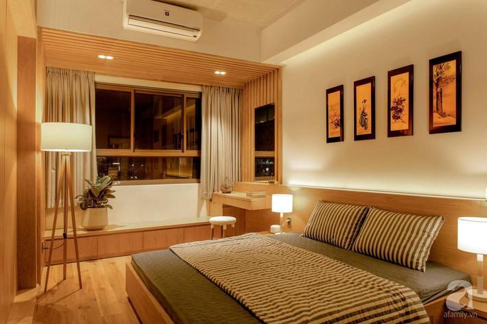 Cuộc sống vừa đủ của gia đình từ bỏ ngôi nhà rộng 200m² để chuyển đến căn hộ 70m² ngập tràn ánh sáng ở Sài Gòn - Ảnh 13.