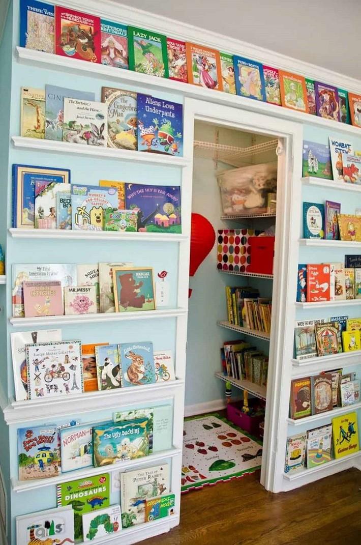 Mách nước cho cha mẹ 11 cách để lưu trữ đồ chơi giúp phòng bé luôn ngăn nắp - Ảnh 6.