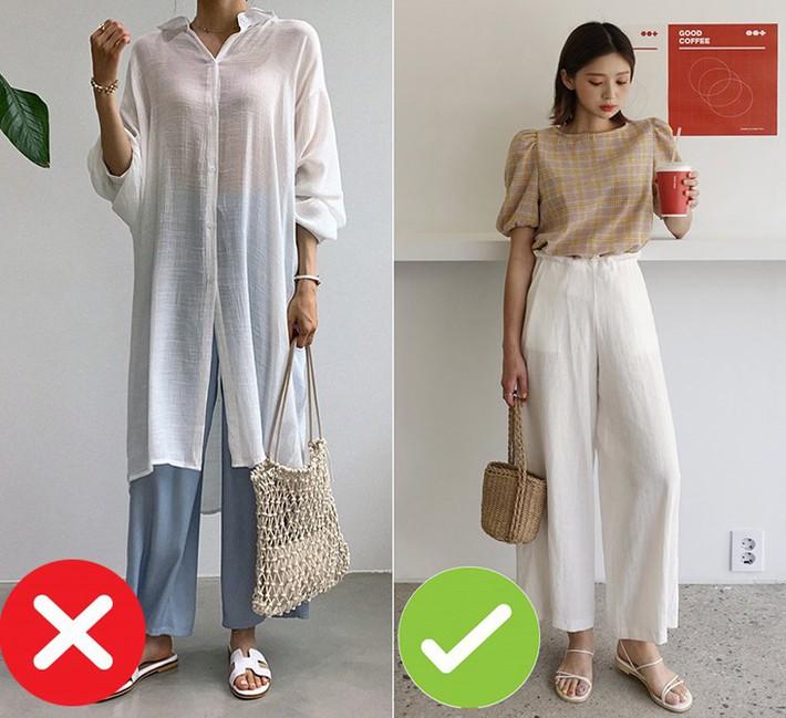 6 lỗi trang phục mùa hè khiến chị em công sở trông kém sang dù diện toàn đồ hiệu - Ảnh 4.