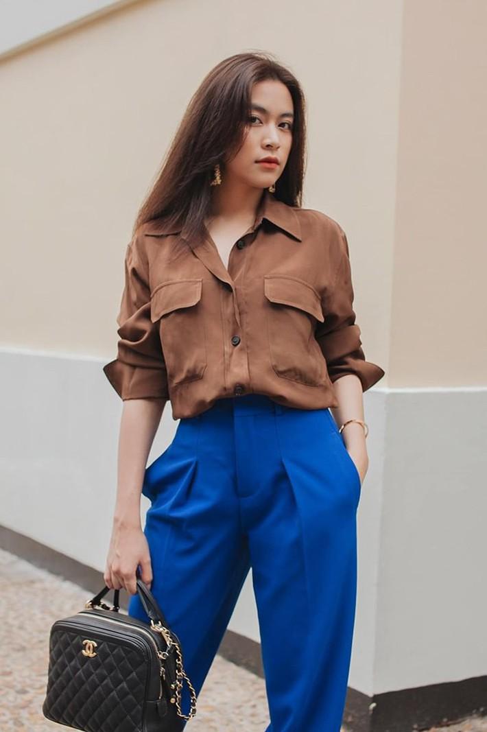 Sau màn xuyên thấu táo bạo, Ngọc Trinh xuống phố với áo phông đọ sắc với bà bầu xinh xắn Diệp Lâm Anh trong street style tuần này - Ảnh 11.