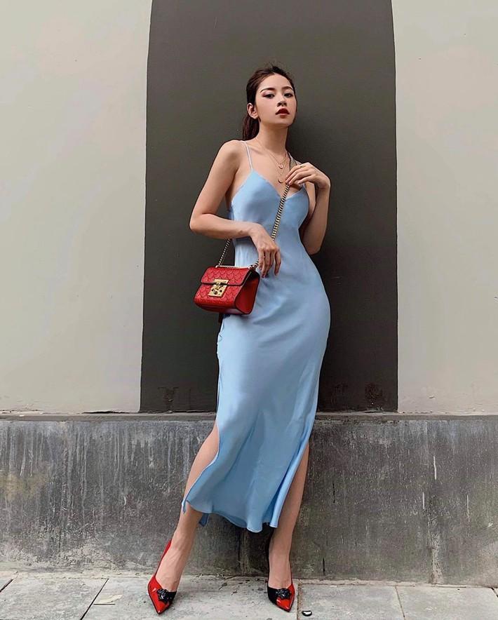 Sau màn xuyên thấu táo bạo, Ngọc Trinh xuống phố với áo phông đọ sắc với bà bầu xinh xắn Diệp Lâm Anh trong street style tuần này - Ảnh 18.