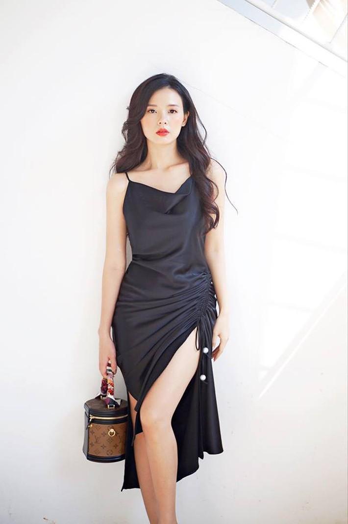 Midu quả là khéo mặc: Một chiếc váy diện đến 6 màu, mix đủ kiểu mà chẳng kiểu nào nhàm - Ảnh 5.