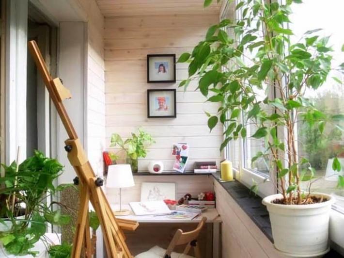 Gợi ý tạo vườn xanh ở ban công với những vật liệu thân thiện với môi trường bất chấp diện tích lớn nhỏ - Ảnh 9.