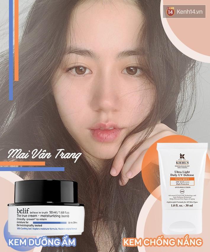 2 bảo bối skincare tuyệt đỉnh cho mùa hè của Mai Vân Trang: Kem dưỡng xịn sò, kem chống nắng bảo vệ da khỏi ô nhiễm - Ảnh 3.
