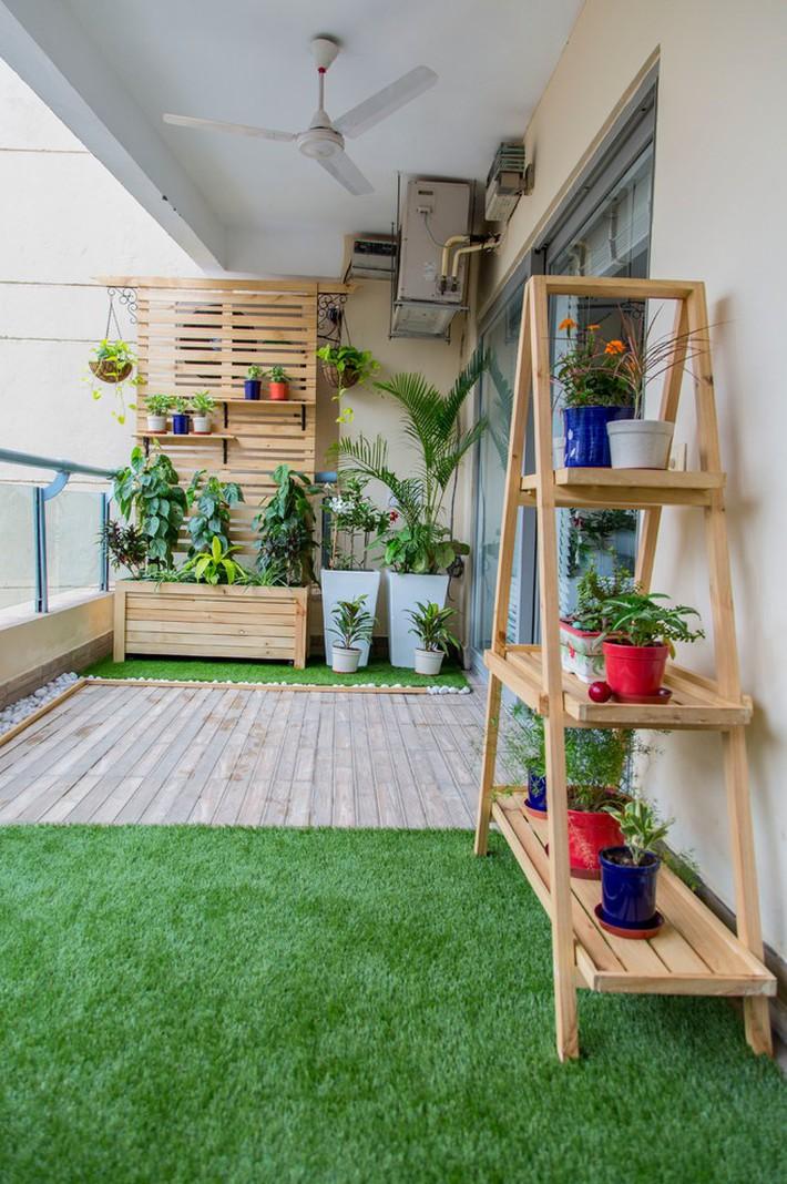 Gợi ý tạo vườn xanh ở ban công với những vật liệu thân thiện với môi trường bất chấp diện tích lớn nhỏ - Ảnh 13.