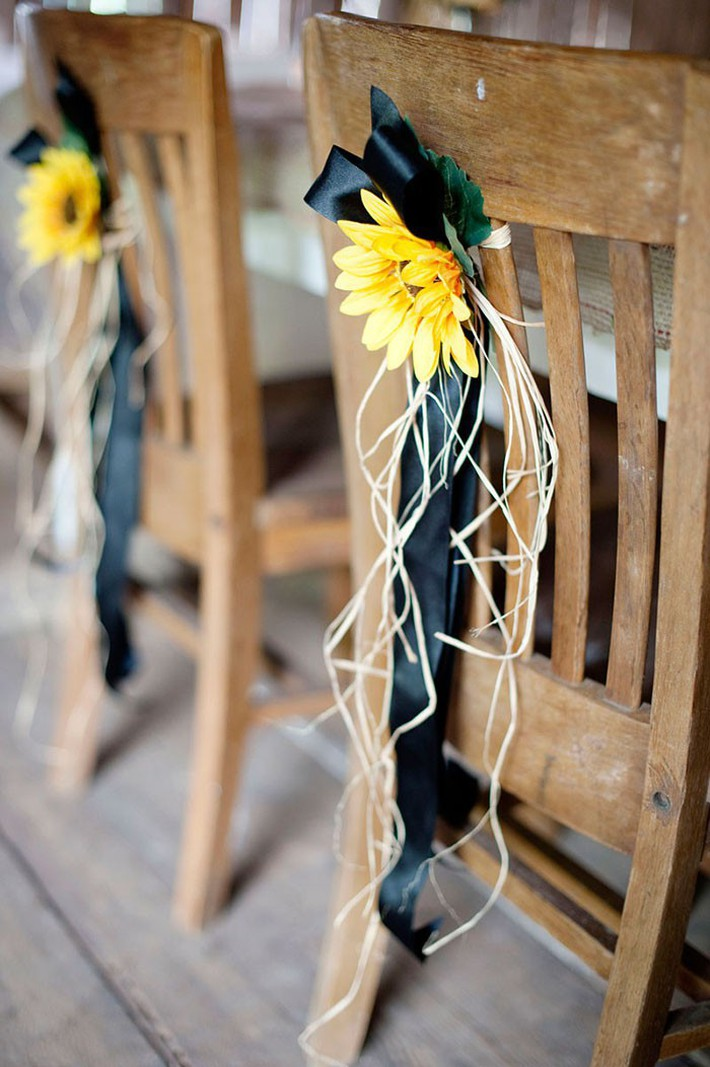 Hoa hướng dương - sắc màu tươi vui, hạnh phúc cho tiệc cưới của bạn - Ảnh 5.