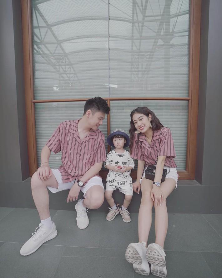 Style của 5 nhóc tỳ nhà hot mom Việt: Cá tính thời thượng có khi còn ăn đứt cả bố mẹ nổi tiếng - Ảnh 5.