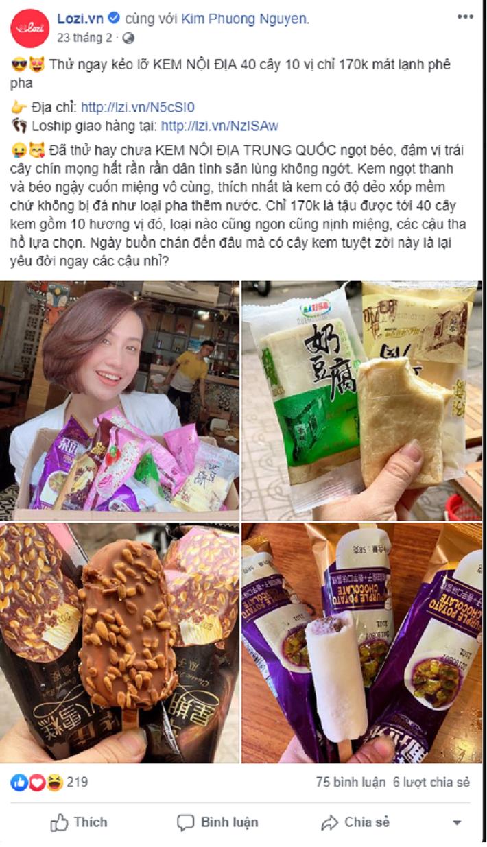 Tất tần tật về giá kem Trung Quốc siêu rẻ đang hot trên thị trường ngày nóng - Ảnh 2.