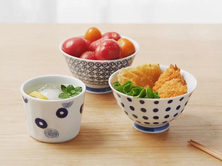 Bộ bát đĩa ăn cơm đẹp như mơ, khiến bạn không thể cưỡng lại ngay khi nhìn thấy - Ảnh 1.