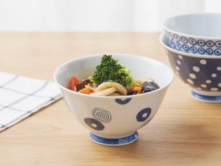 Bộ bát đĩa ăn cơm đẹp như mơ, khiến bạn không thể cưỡng lại ngay khi nhìn thấy - Ảnh 4.