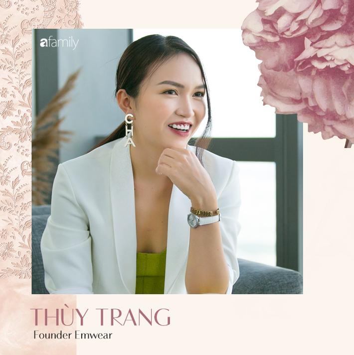 Thuỳ Trang - Người giúp phụ nữ Việt biết sexy từ trên giường ra đến phố - Ảnh 3.