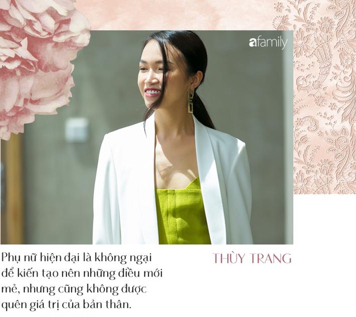 Thuỳ Trang - Người giúp phụ nữ Việt biết sexy từ trên giường ra đến phố - Ảnh 16.