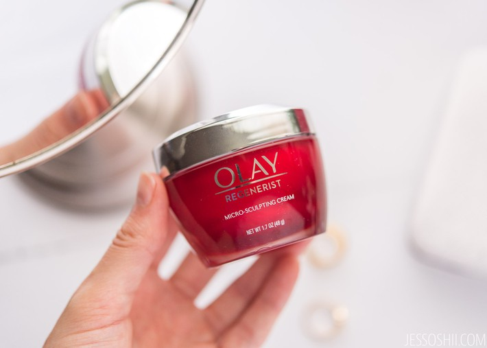 Olay-Regenerist-Micro-Sculpting-Cream-review-before-after-3-of-6