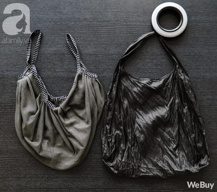 túi đi chợ thân thiện môi trường giảm rác nhựa không dùng túi ni lon webuy afamily DSC06486