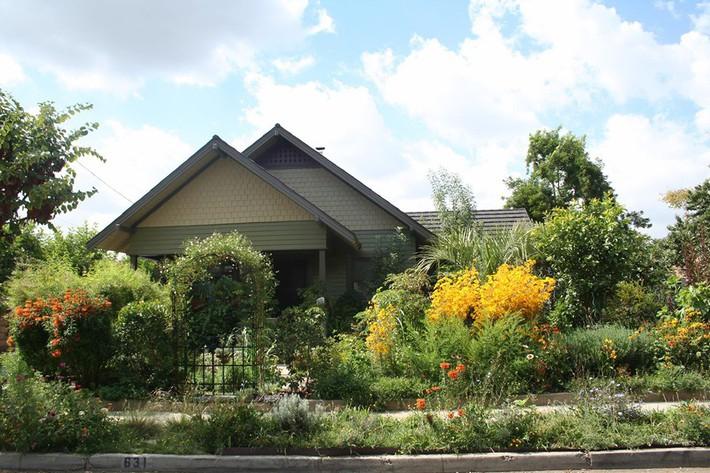 Gia đình nhiều thế hệ chung sống hạnh phúc bên ngôi nhà yên bình cùng mảnh vườn trồng rau quả sạch rộng 4000m2 - Ảnh 6.