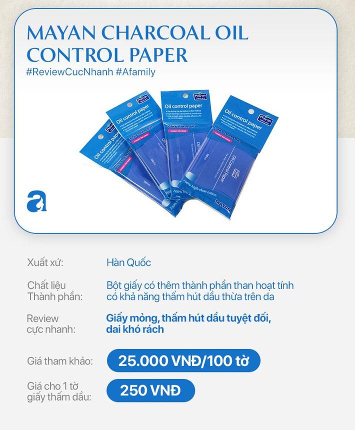Review cực nhanh 10 loại giấy thấm dầu: Có loại tưởng rẻ nhưng tính ra lại đắt  - Ảnh 2.