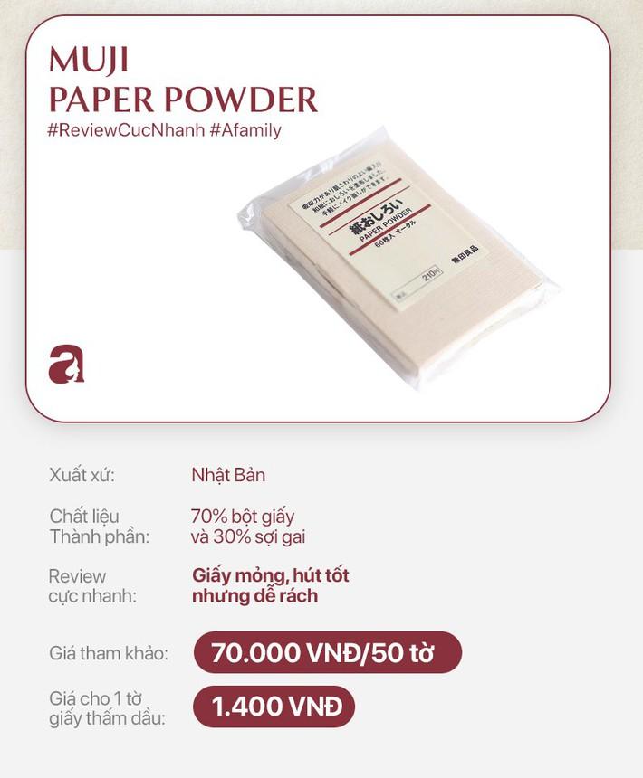 Review cực nhanh 10 loại giấy thấm dầu: Có loại tưởng rẻ nhưng tính ra lại đắt  - Ảnh 9.