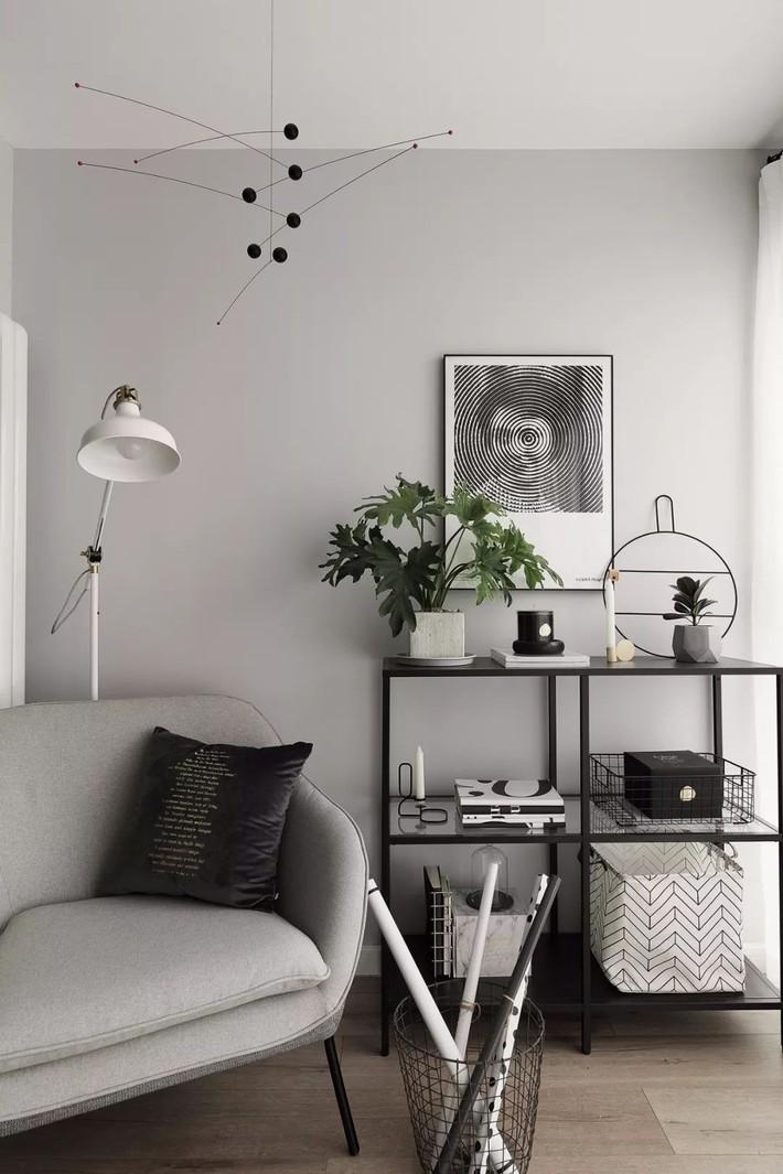 Cô gái xinh đẹp dành 4 tháng cải tạo căn hộ 72m2 thành không gian sống đẹp hiện đại với màu trung tính - Ảnh 5.