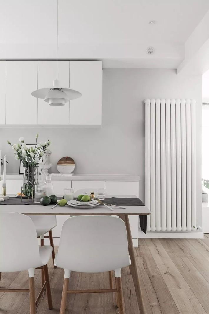 Cô gái xinh đẹp dành 4 tháng cải tạo căn hộ 72m2 thành không gian sống đẹp hiện đại với màu trung tính - Ảnh 11.