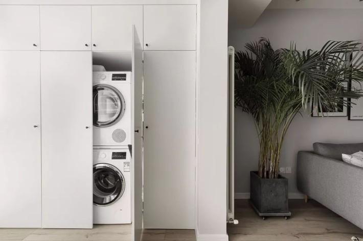 Cô gái xinh đẹp dành 4 tháng cải tạo căn hộ 72m2 thành không gian sống đẹp hiện đại với màu trung tính - Ảnh 10.