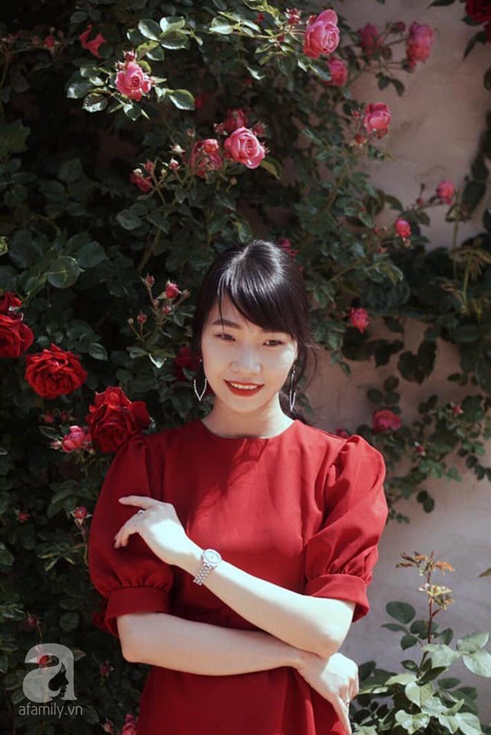Giàn hồng nghìn bông đẹp như thiên đường hàng ngày được trồng chăm sóc để dành tặng vợ - Ảnh 21.