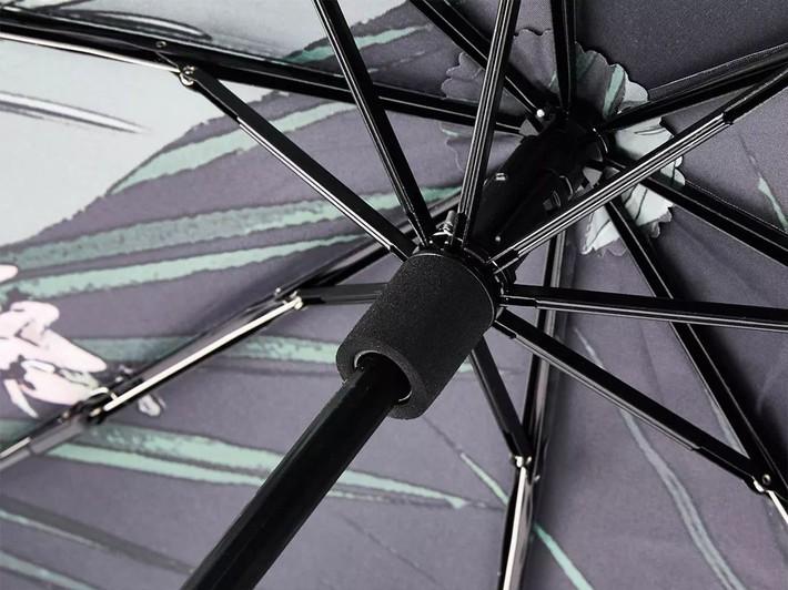 Mang theo chiếc ô ướt đi vào siêu thị, tàu điện ngầm không còn là nỗi xấu hổ nếu có chiếc ô ma thuật này - Ảnh 4.
