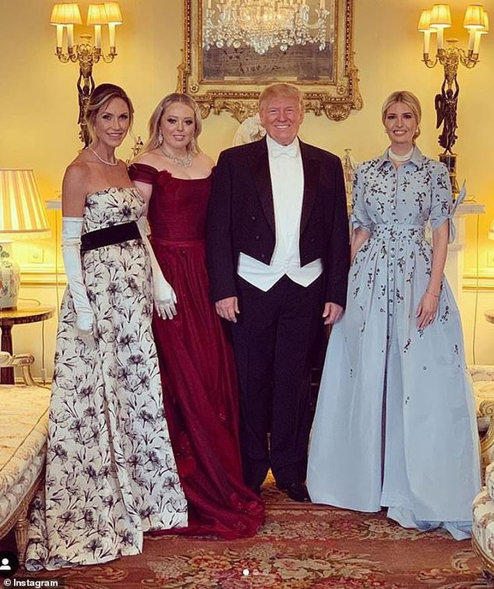 Gia đình nhà Trump: Cuối cùng cũng tìm thấy một nhân vật ... - Ảnh 7.