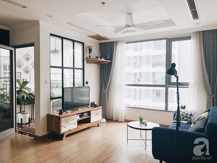 """Ngắm căn hộ 72m2 của cặp vợ chồng đam mê triết lý giản tiện từ """"Nữ hoàng dọn dẹp"""" Marie Kondo - Ảnh 7."""