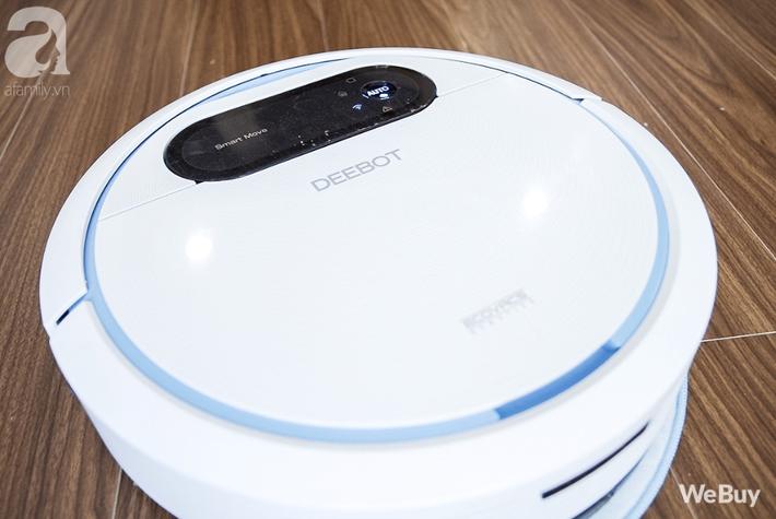 """Dùng thử Robot hút bụi giá chỉ 3.5 triệu: Cũng được việc đấy nhưng bật mode lau nhà là """"thảm họa"""" chực chờ ngay! - Ảnh 3."""