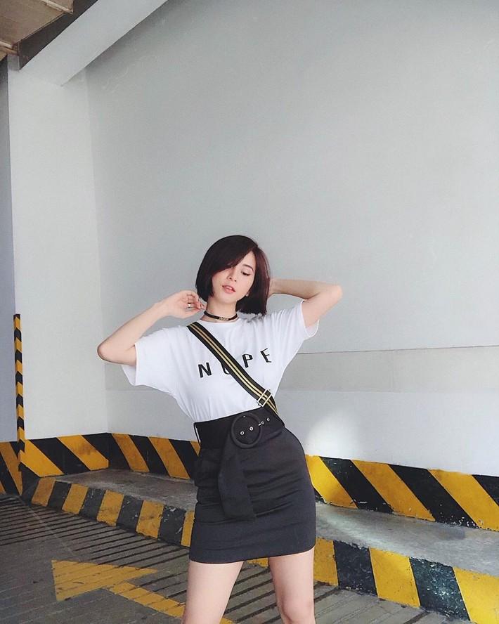 Street style hot mom Việt: Ngọc Anh, Nam Thương cùng loạt người đẹp lên đồ xì tin hack tuổi và quan trọng là mát mẻ hết nấc - Ảnh 1.