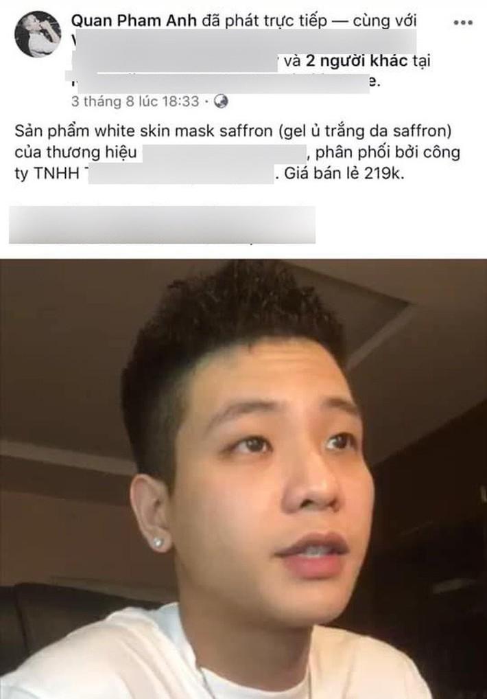 Sóng gió với Jack chưa yên, Quân A.P đã bị netizen Việt phản ứng cực mạnh vì quảng cáo kem trộn - Ảnh 2.